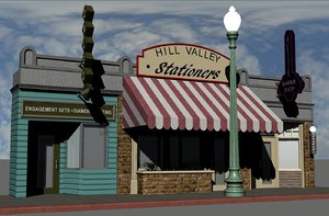 3D hill valley - zalez