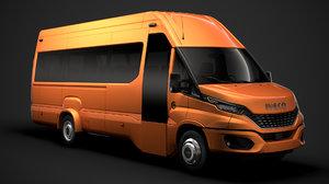 iveco daily tourus l5h3 3D model