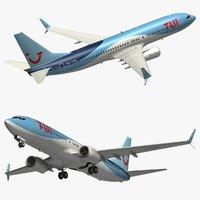 Boeing 737 800 TUI