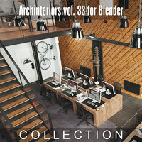 Archinteriors vol. 33 for Blender