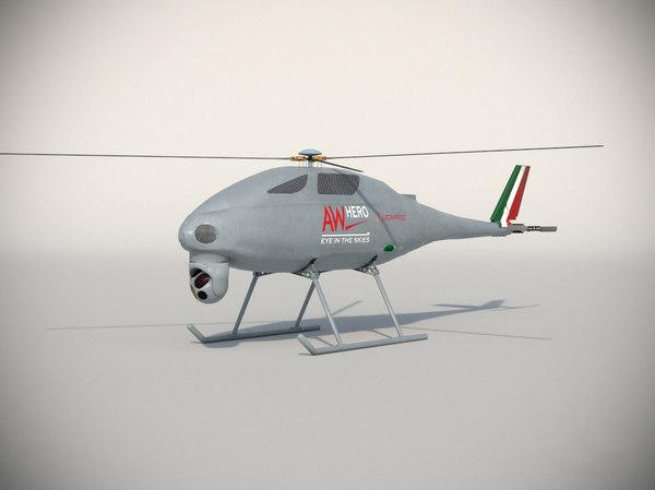 awhero tactical 3D model