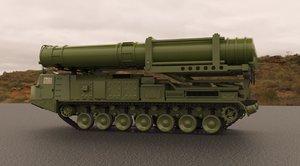 3D rocket c-300