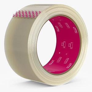3D model duct tape