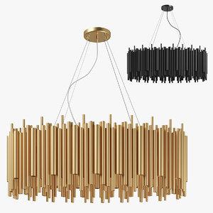 81620x savona lightstar chandelier model