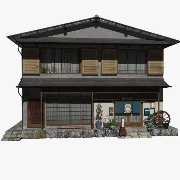 townhouse model