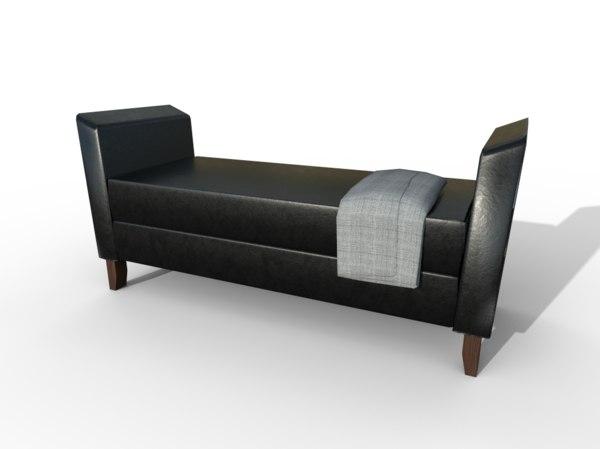 sofa realtime vr 3D model