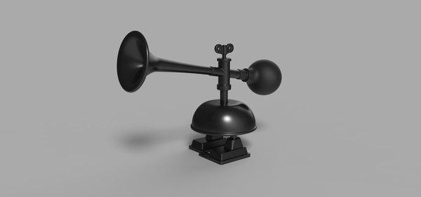 noisy walking toy 3D model