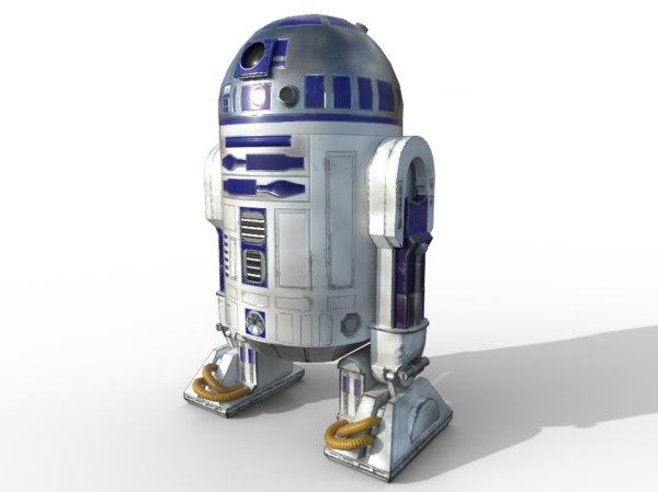robot vr 3D