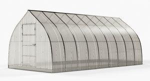 greenhouse 3D model