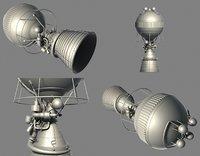 HJ-2 Planetes