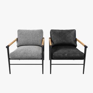 rory armchair model
