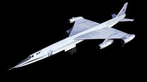 myasishchev m-50 bounder 3D
