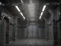 sci fi asets 3ds pjct v6/2