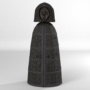 iron maiden model