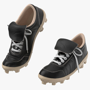 baseball cleats pair 02 model