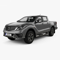 Mazda BT-50 Double Cab 2018