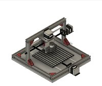 CNC Mill Model