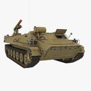 3D anti-tank sturm-s model