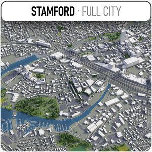 3D stamford surrounding -