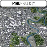 fargo surrounding - 3D