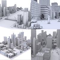 city 5 3D model