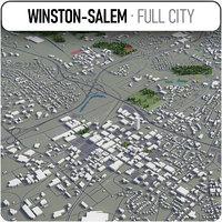3D winston-salem surrounding -