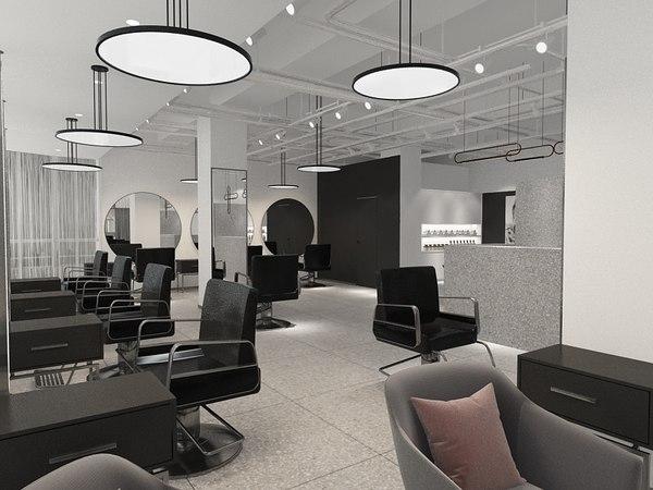 3D beauty shop 2