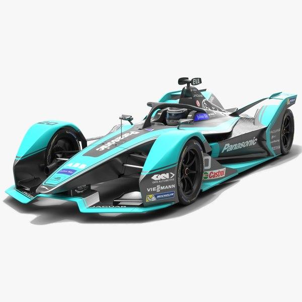 panasonic racing formula e 3D