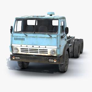 3D ready kamaz 5320