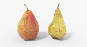 pear 01 3D