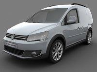 Volkswagen Cross Caddy Kasten 2013