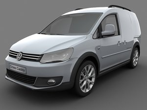 volkswagen cross caddy kasten model