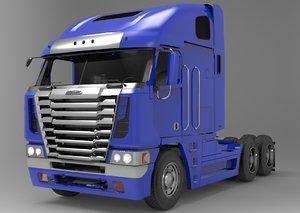 3D freightliner argosy