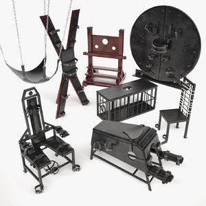 bdsm furniture 3d model