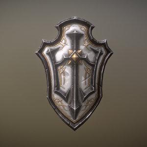3D shield mmorpg