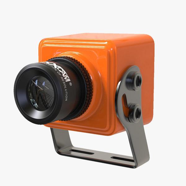 nano camera 3D model