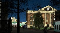 Hill Valley 1955 from Back to the Future
