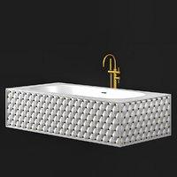 bath bathtub model