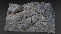 Mountain rock photogrammetry 3D model