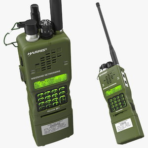 l3harris falcon anprc-152a wideband model