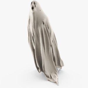 ghost pbr 3D model