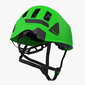 3D climbing helmet generic