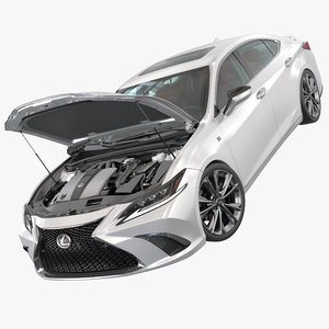lexus es 2019 car model