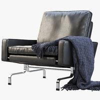Fritz Hansen PK31 easy chair