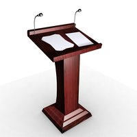 podium model