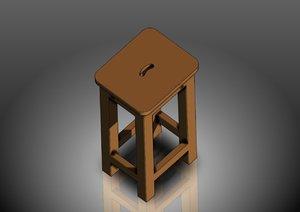 3D laboratory bench