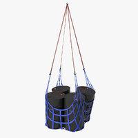 webbing cargo net 50 model