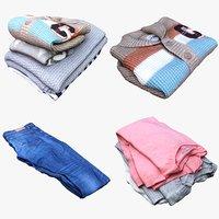 clothes games model