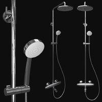 3D mixer shower torr