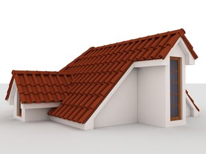 hause-build-exterior-roof 3D